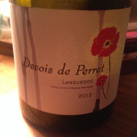 Devois de Perret Coteaux du Languedoc Red Blend 2015