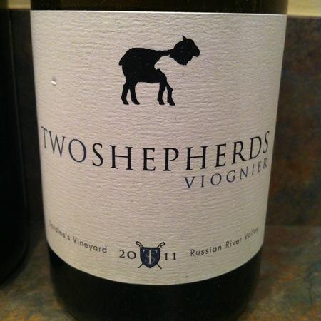 Two Shepherds Saralee's Vineyard Viognier 2014