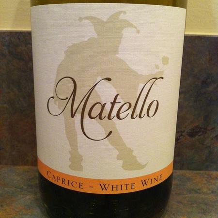 Matello Caprice Pinot Blanc Pinot Gris 2014