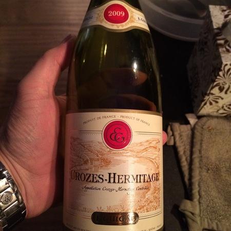 E. Guigal Crozes-Hermitage White Rhone Blend 2015