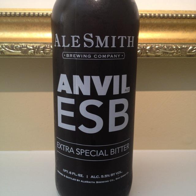 Anvil ESB Extra Special Bitter NV