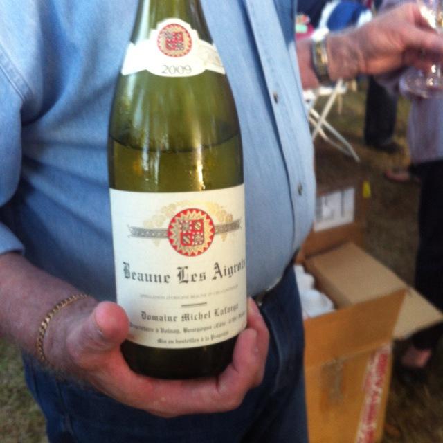 Les Aigrots Beaune 1er Cru Chardonnay 2013