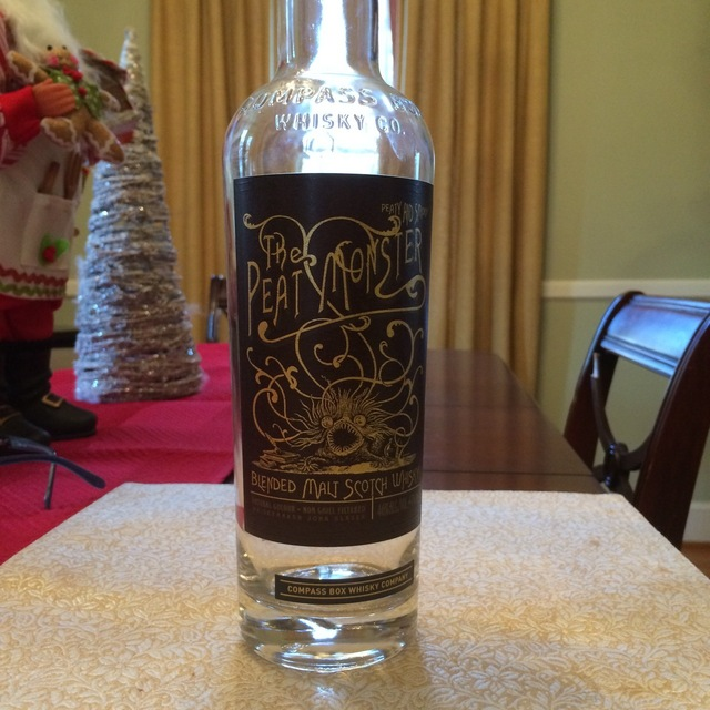 Compass Box The Peat Monster Blended Malt Scotch Whisky NV