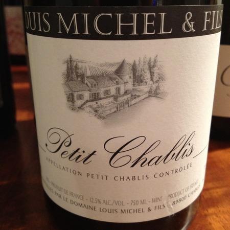 Domaine Louis Michel Petit Chablis Chardonnay 2014