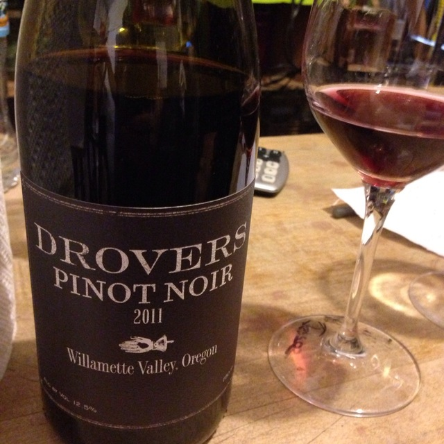 Drovers Pinot Noir 2015
