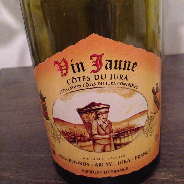 Jean Bourdy Vin Jaune Côtes du Jura Savagnin  NV