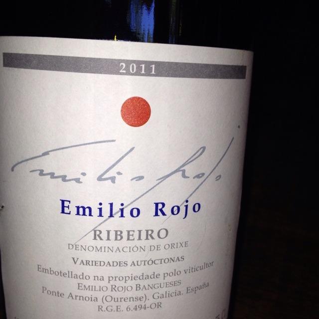 Emilio Rojo Variedades Autóctonas Ribeiro Treixadura Blend 2014