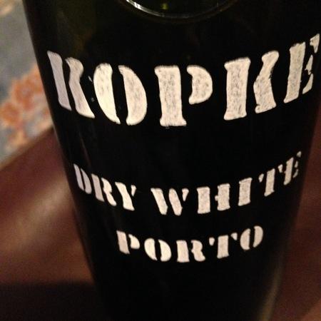 Kopke Dry White Porto NV (375ml)