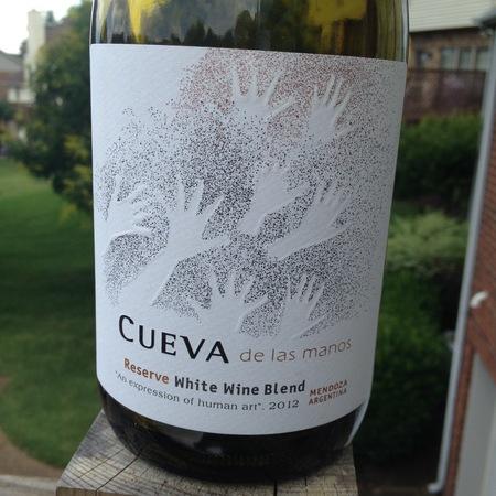 Proviva S.R.L Cueva de Las Manos  Reserve White Wine Blend 2014