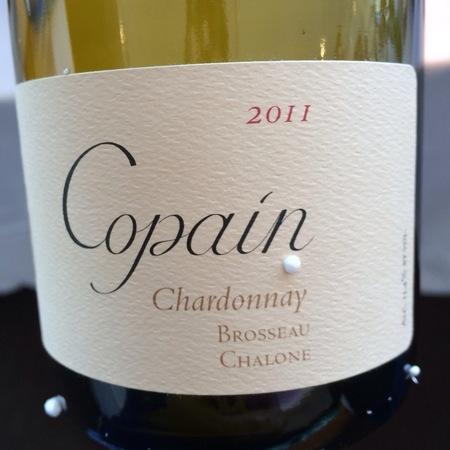 Copain Brosseau Vineyard Chardonnay 2011