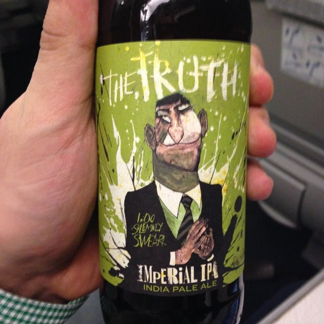 The Truth Imperial India Pale Ale NV