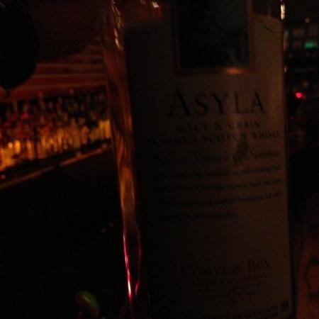 Compass Box Asyla Blended Scotch Malt Grain Whisky NV
