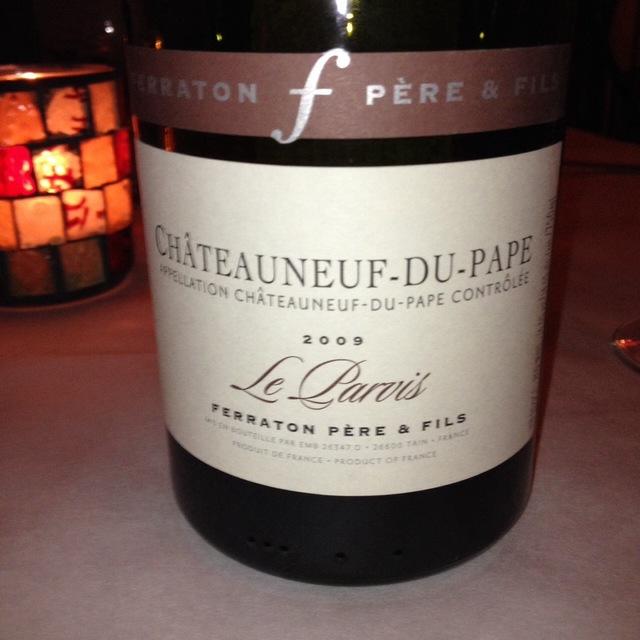 Le Parvis Châteauneuf-du-Pape Red Rhone Blend NV