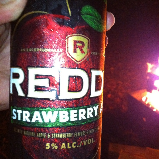 Redd's Strawberry Ale NV