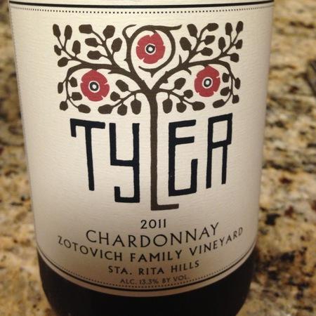 Tyler Zotovich Family Vineyard Chardonnay 2014