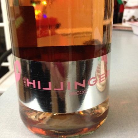 Leo Hillinger Secco Sparkling Burgenland Rosé Pinot Noir NV