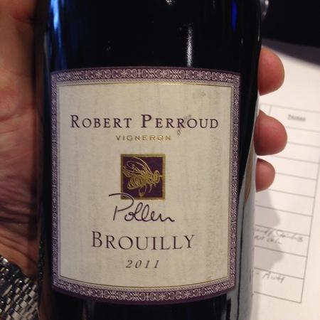 Domaine Robert Perroud Pollen Brouilly Gamay 2015