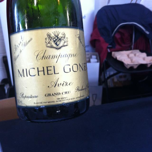 Michel Gonet Blanc de Blancs Brut Champagne Blend 2011