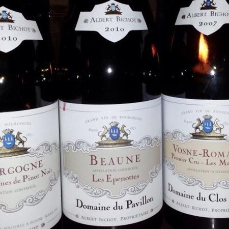 Maison Albert Bichot Domaine du Pavillon Les Epenottes Pinot Noir 2015 (750ml 6bottle)