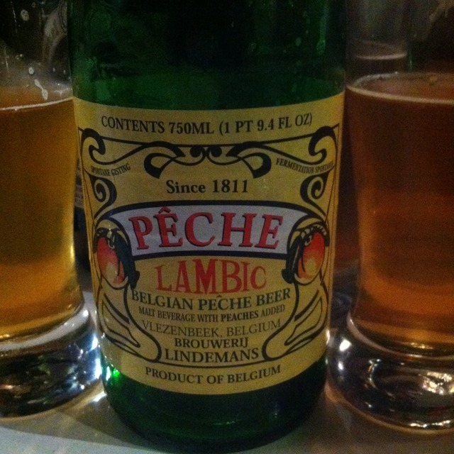 Pêche Lambic NV