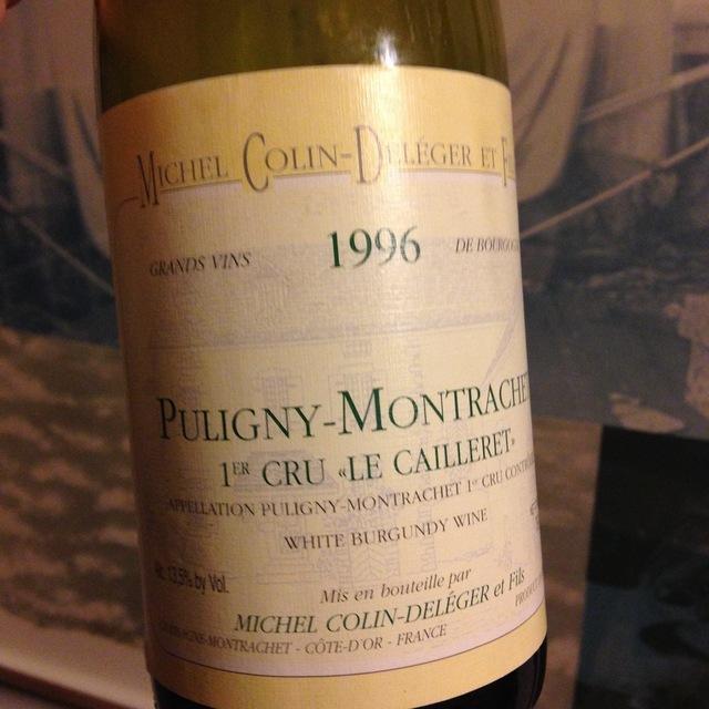 Les Caillerets Puligny-Montrachet 1er Cru Chardonnay 2013