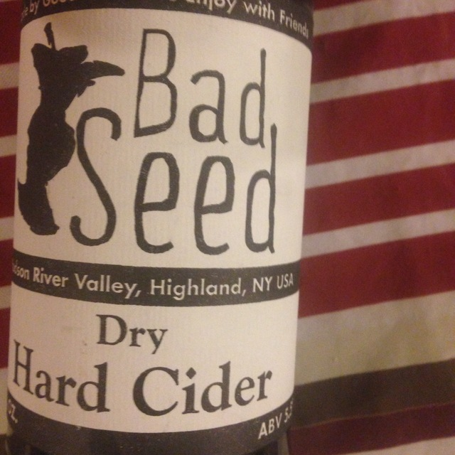 Dry Hard Cider NV