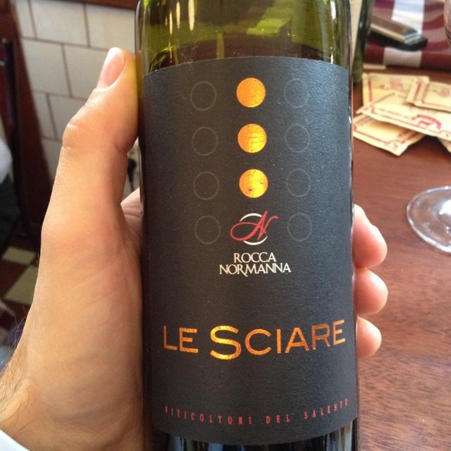 Cantine Due Palme  Le Sciare Rocca Normanna Salento Primitivo 2015 (1500ml)