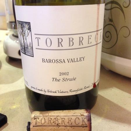 Torbreck Vintners The Struie Barossa Valley Shiraz 2002