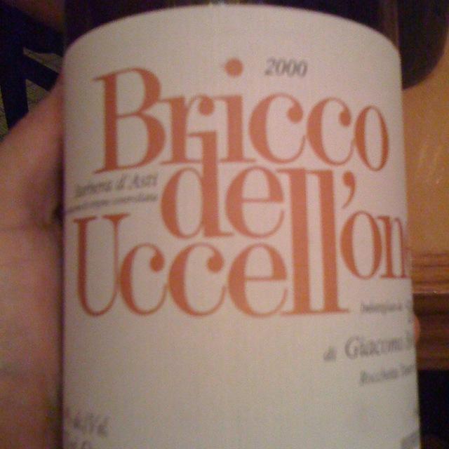 Giacomo Bologna Braida Bricco dell' Uccellone Barbera d'Asti 2013 (5ml)