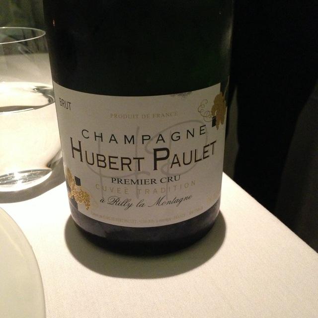 Cuvée Tradition Brut Champagne 1er Cru Champagne Blend NV