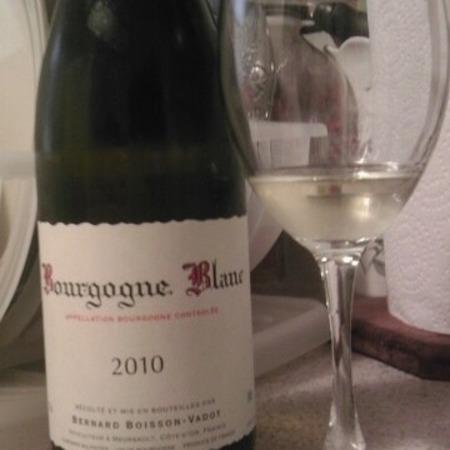 Bernard Boisson-Vadot Bourgogne Blanc Chardonnay 2015