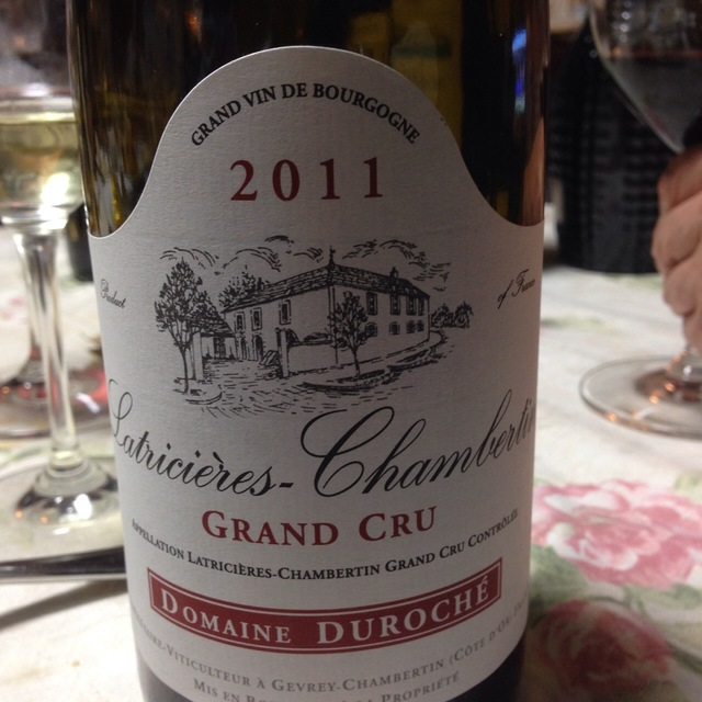 Latricières-Chambertin Grand Cru Pinot Noir 2013