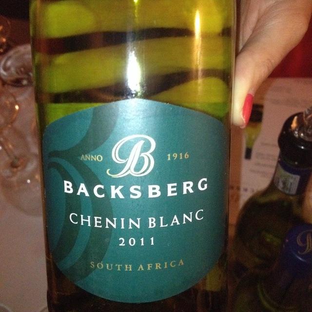 Backsberg Chenin Blanc 2017