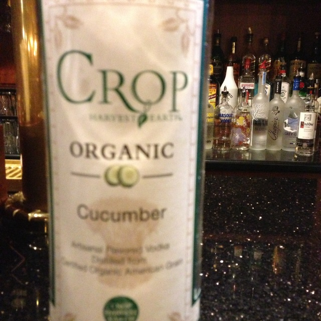 Organic Cucumber Vodka NV