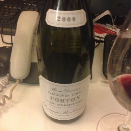 Domaine Méo-Camuzet Perrières Corton Grand Cru Pinot Noir 2015