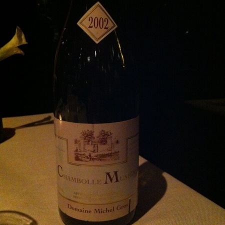 Domaine Michel Gros Chambolle-Musigny Pinot Noir 2015