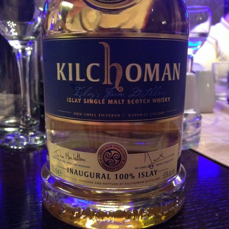 Kilchoman Distillery Machir Bay Islay Single Malt Scotch Whisky  NV