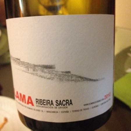 Dominio do Bibei Lalama Ribeira Sacra Red Blend 2012