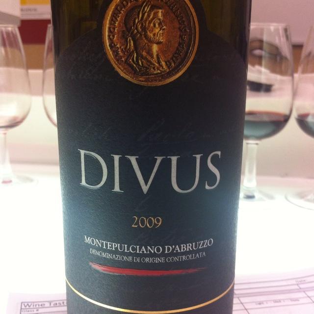 Ciavolich Divus Montepulciano d'Abruzzo 2014
