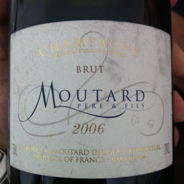 Moutard Pere et Fils Brut Champagne NV (1500ml)
