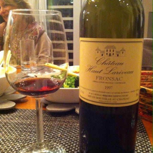 Fronsac Red Bordeaux Blend 2005