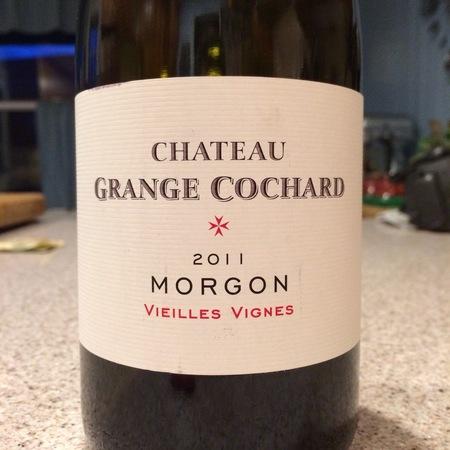 Château Grange Cochard Morgon Vieilles Vignes Gamay 2014