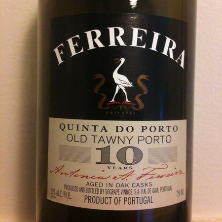 Ferreira Quinta do Porto Tawny 10 Year Port Blend  NV