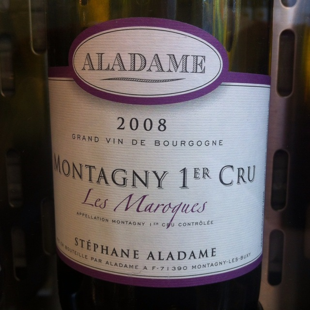 Montagny 1er Cru Les Maroques Chardonnay 2014 (1500ml)