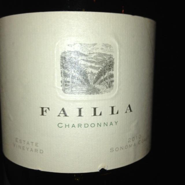 Estate Vineyard Sonoma Coast Chardonnay 2014
