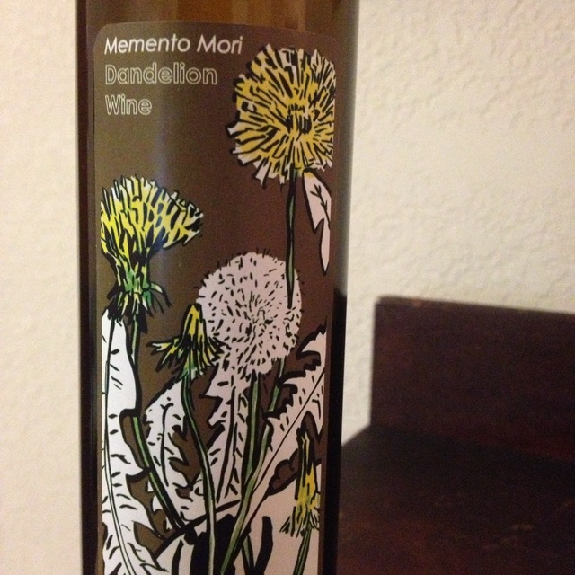 Enlightenment Wines Memento Mori Dandelion Wine (500ml)
