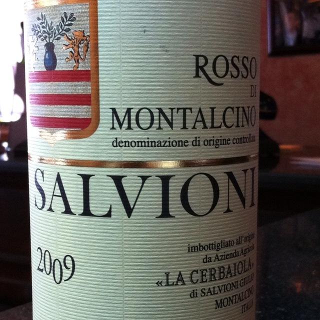 Rosso di Montalcino Sangiovese 2014