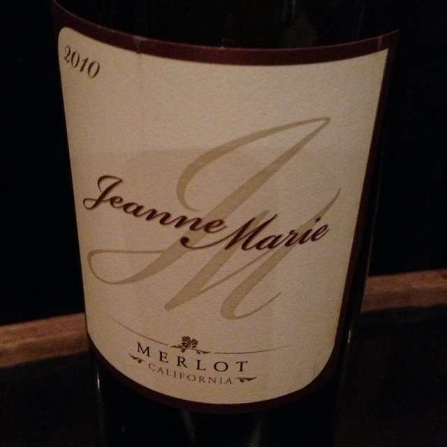 Jeanne Marie Merlot 2014