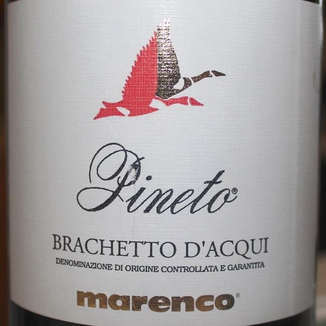Marenco Pineto Brachetto d'Acqui 2016