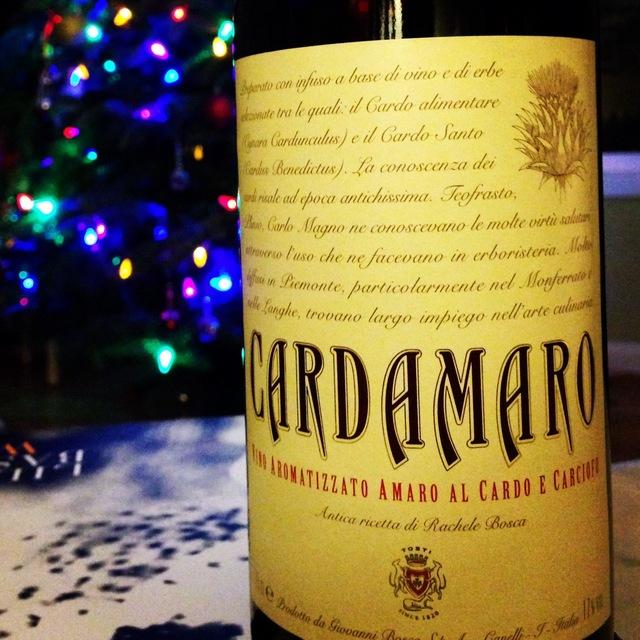 Bosca Cardamaro Vino Aromatizzato Amaro NV